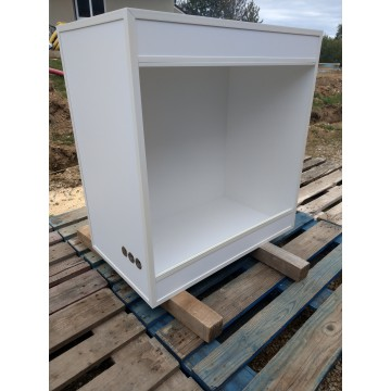 Terrarium PVC BCB 500 par 500, H500
