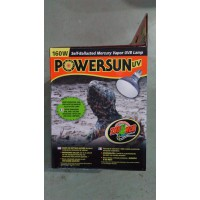 Lampe Powersun 160W