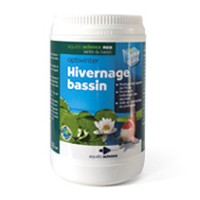 Optiwinter Hivernage bassin 5000