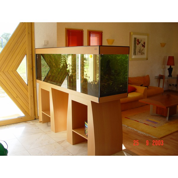 aquarium et meuble 600 litres aquabiance. Black Bedroom Furniture Sets. Home Design Ideas