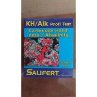 Test KH/ALK (dureté carbonatée)