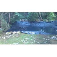 Bassin 2000 litres