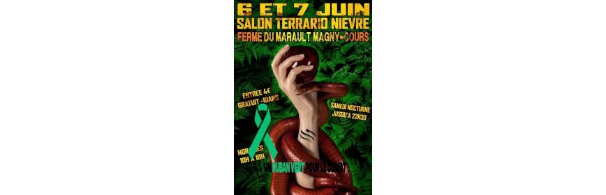 MAGNY-COURS (58) Salon terrariophile ANNULE